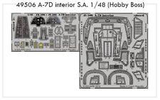 Eduard 1/48 A-7D Corsair interior # 49506