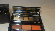 New With Box DISCONTINUED Bobbi Brown Led Bonfire Lip & Eye  Palette, 5 Shadow