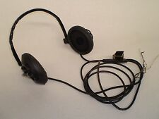 Army Headset To Suit AN/PSS-11 Mine Detector NSN: 5965-953-0072 Dated 1969 NOS