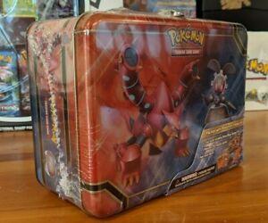 Pokemon TCG Collector's Chest Tin 2016 XY Volcanion Magearna Mega Gengar EX SEAL