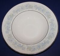 "LOVELY ROYAL DOULTON ENGLAND MEADOW MIST 8"" RIMMED SOUP BOWL"