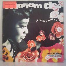 "Mariam Dee – It's My Party (Vinyl, 12"", Maxi 45 Tours)"