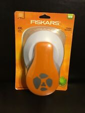 Fiskars 4XL Pointed Succulent/Flower Craft Punch-New In Slightly Worn Package