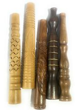 5 Wood Chillum Pipe (Pack Of 5)
