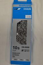 Shimano ULTEGRA CN-6600 10 Spd Chain 116 links, fits Dura Ace 105