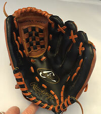 Rawlings Baseball Glove Right Hand Throw, Player Series Model Youth 9-1/2 inches