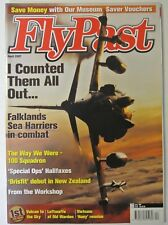 FlyPast magazine. No. 309, April, 2007. Falklands Sea Harriers in combat.