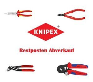 Knipex Restposten Abverkauf  Lagerräumung