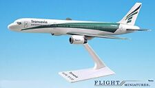 Transavia Airlines 757-200 Airplane Miniature Model Plastic Snap Fit 1:200 Part#