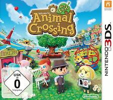 PC - & Videospiele für den Nintendo-New Leaf Animal-Crossing