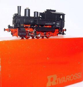 Rivarossi HO 1:87 DR Deutsche Bundesbahn BR 89 826 STEAM LOCOMOTIVE 1950 MIB`95!