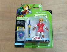 "Red Link - The Legend Of Zelda - World Of Nintendo 4"" Action Figure - New"