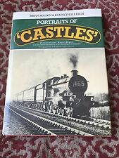 More details for portraits of castles .western region castle class locomotives . signed copy
