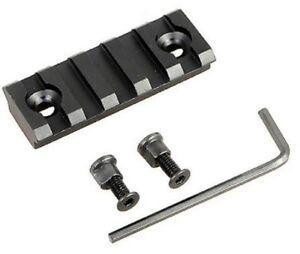 Picatinnyschiene für KeyMod - Systeme RIS 58mm / 5 Slot Montage Handschutz