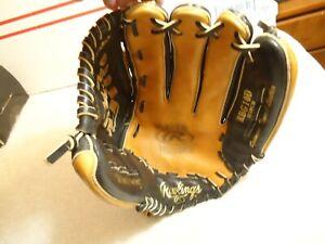 "Rawlings players preferred RBG10D 13"" softball baseball Glove FLEXLOOP  R-H"