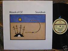 WIZARDS OF OZ Dale Barlow Paul Grabowsky 1988 Oz Jazz LP
