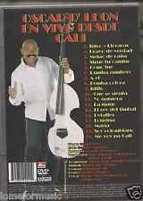 rare dvd salsa OSCAR D'LEON en vivo Cali RUMBA RUMBERO soy colombiano REY TIMBAL