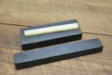 L464- 3 Vintage sharpening stones - knives tools