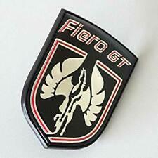 85-88 Fiero Gt Front Fascia Emblem (Fits: Pontiac Fiero)