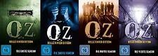 14 DVDs * OZ - HÖLLE HINTER GITTERN - SEASON / STAFFEL 1 - 4 im SET # NEU OVP +