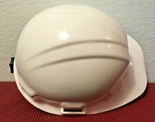 White APEX SENTRY III Mens Safety Construction Hard Hat  ( Adj Size 6-1/2 to 8 )