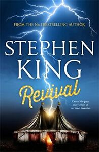 Revival by King, Stephen Book The Cheap Fast Free Post