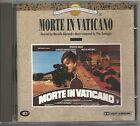 PINO DONAGGIO - Morte in vaticano - CD OST 1991 MINT CONDITION