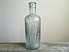 More details for antique embossed poison - kilner bros makers glass bottle barn salvage c1920s