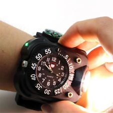 NEW!! SureFire 2211 Wrist Light WITH WATCH! Rechargeable! Variable Output LED