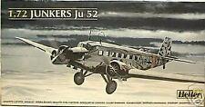 Heller 1/72 Junkers Ju52 # 80380*