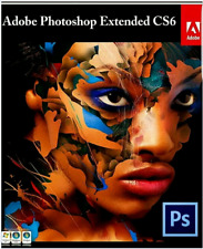 Image Editing@Photoshop Software Full Edition@Fast Download Link@CS6 For Windows