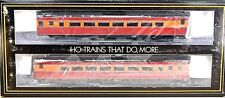 Mth Ho Scale Southern Pacific Articulated Chair Car #2473/2474 W/Antenna Ob New