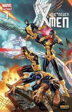 X-MEN -AVENGERS- IRON-MAN/HULK #1 TRIPTYCHON-VARIANT-SET deutsch SCOTT CAMPBELL