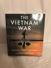 The Vietnam War : An Intimate History Geoffrey Ward & Ken Burns Hardcover Book