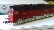 PIKO 71106 H0 Diesellok BR 120 127-6 gealtert DR Ep.IV