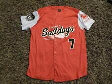 Nebraska cornhuskers jersy Scott Frost Lincoln Saltdogs #7 Never Worn Youth XL