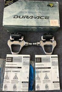 Shimano Dura-Ace PD-7810, SPD-SL Pedal