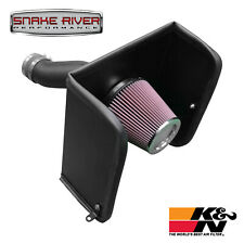 K&N COLD AIR INTAKE FOR 2017-2018 NISSAN TITAN XD 5.6L GAS 63-6020 OILED FILTER