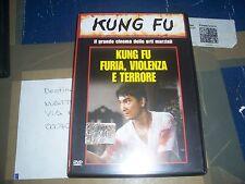 DVD KUNG FU - FURIA VIOLENZA E TERRORE