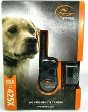 SportDOG FieldTrainer 425X Remote Dog Training Collar New