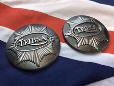 TRIBSA BSA Gold Star Tank Badges A7 A10 DBD32 DBD34 A 10 Gold Star
