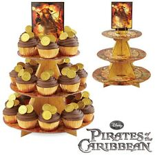Pirates of the Caribbean Cupcake Stand from Wilton #2200 - NEW
