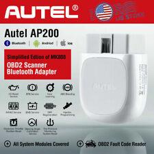 AUTEL Full System OBD2 Diagnostic Tool Reader EPB TPMS IMMO Key ABS for Honda GM