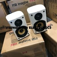 PSB CS1000 Outdoor//Universal Speakers WHITE CS-1000 High-End Audio Outdoors!