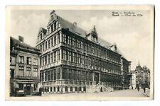 CPA-Carte postale-Belgique - Gand - Hôtel de ville - Années 1930 (CP77)
