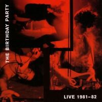 The Birthday Party - Live 81-82 NEW 2 x LP