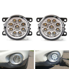 2x LED Front Bumper Fog Light Driving Lamp For Mitsubishi Grandis TRITON PAJERO