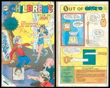 1989 Philippines CHILDREN'S STORIES KOMIKS #195 Comics