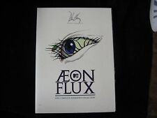 Aeon Flux The Complete Animated Collection Dvd 3 Disc Boxed Set