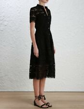 ZIMMERMANN GROSSAMER BELL LACE SHIRT DRESS BNWT Size0/1 RRP $950 Sold out
